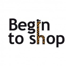 Логотип для интернет-каталога Begin To Shop