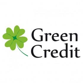 Логотип для кредитной компании Green Credit