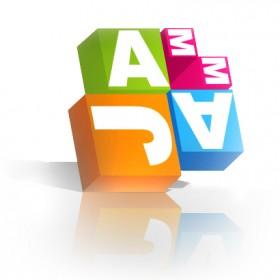 Логотип для мактетингового агентства JAMMA