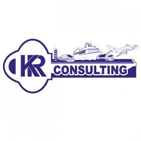 Логотип для консалтинговой компании KR Consulting