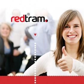 Серия Landing Page для продвижения сервисов Redtram