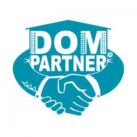 Логотип тогровой марки «Дом-Партнёр»