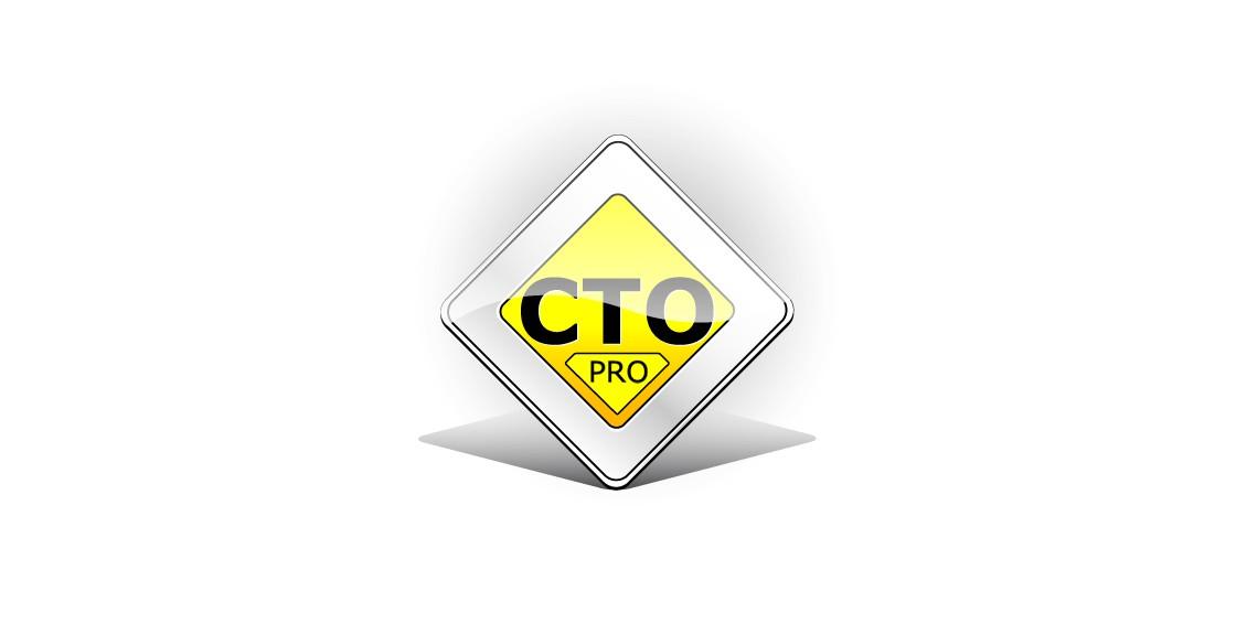Логотип для сети станций обслуживания «Stopro»