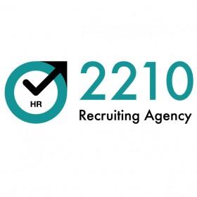 Логотип для рекрутингового агентства 2210