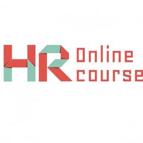Логотип для онлайн курсов HR менеджеров