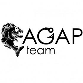 Логотип для бренда и команды по спортивной рыболовле
