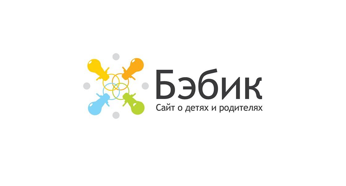 Логотип для сайта и социальных групп babyk.tips
