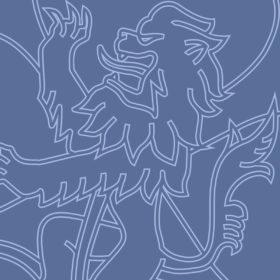 Логотип и стиль консалтинговой компании LEO